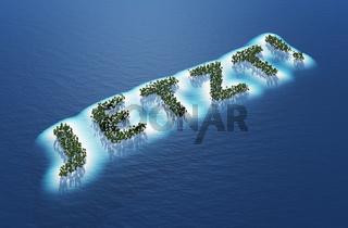 Jetzt - Insel Konzept 1