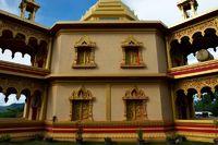 Buddhistischer Tempel in Laos