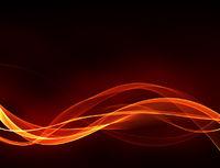 flame swirls