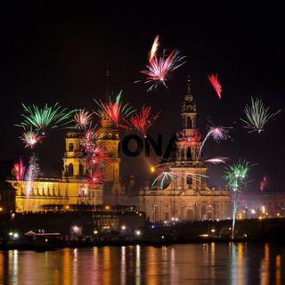 Dresden Feuerwerk - Dresden Fireworks 32