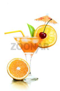 Orange tequila  Cocktail