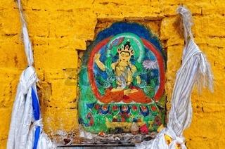 Buddha Schrein