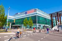 Mathildelaan, downtown Eindhoven, Netherlands