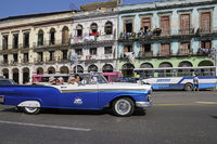 Typicalold car in Havana