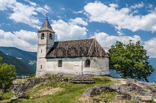 chapel in south tirol