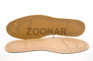Schuh Einlegesohle