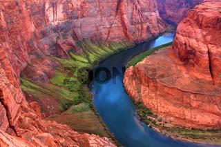 Colorado River Bends
