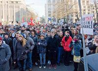 Stopp-ACTA-Demonstration 11/02/2012 Düsseldorf Ger