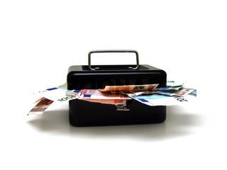 Geldkassette / cash box