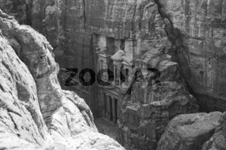 Schatzhaus, Al-Khaznet al-Faraoun, Petra,