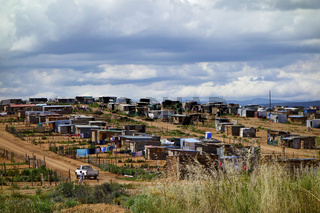 South Africa - Township