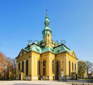 Jelenia Gora Kirche - Jelenia Gora church 06