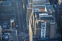 Macys mall in Manhattan, New York City (USA)
