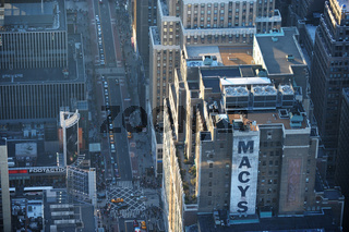 Macys Kaufhaus Manhattan, New York City (USA)