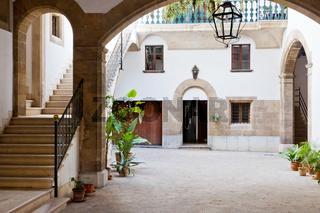 Spanischer Innenhof