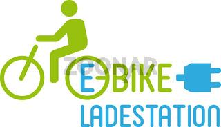 e-bike Ladestaion
