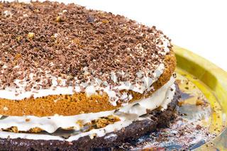 Home Chocolate Cake