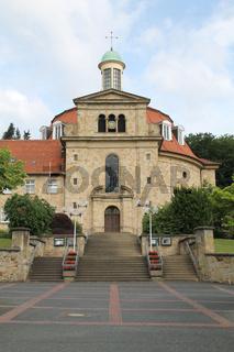 Treppen zum Kloster