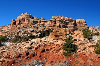 Rugged Scenery of Western Colorado