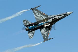 Belgium F-16 Demo Team