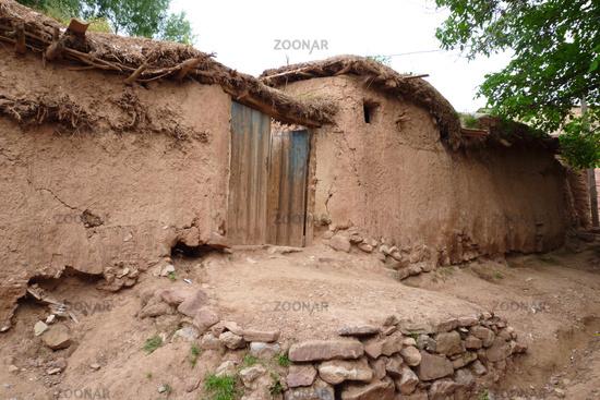 Clay Hovel, Hissar Mountains, Uzbekistan