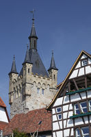 old town of Bad Wimpfen, Germany