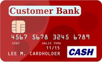 Red Creditcard