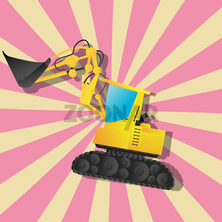 The fantastic excavator