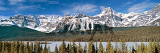Canadian Rockies Mountains