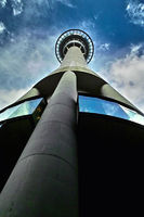 TV tower Auckland