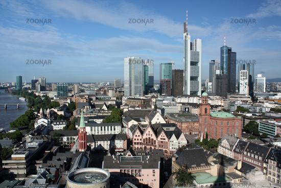 Cityscape Frankfurt