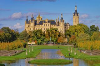 Schwerin Schloss - Schwerin palace 02