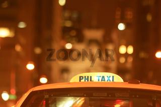 philadelphia taxi cab