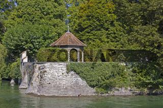 Pavillion Dominikanerinsel Konstanz