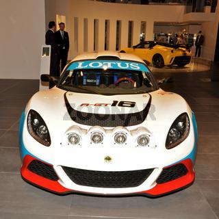 Lotus R-GT 16 auf der IAA