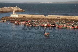 El-Jadida harbour