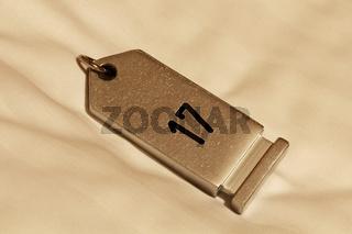 Hotel - Zimmerschlüssel