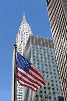 Chrysler Building, Manhattan in New York City (USA