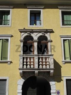 Beautiful Renaissance Balcony