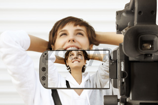 Video digital camera