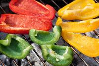 grilled paprika