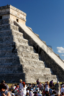 Spring Equinox 2012 at Chichen Itza
