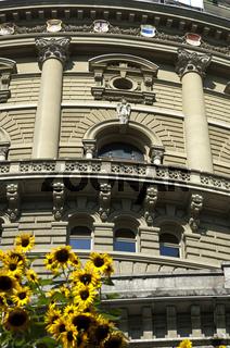 Bundeshaus der Schweizerischen Eidgenossenschaft