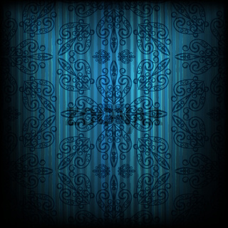 vector seamless pattern on grungy background