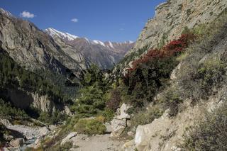 Bhagirathi valley