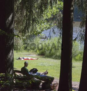 lake Deininger Weiher