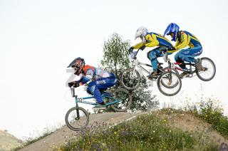 Adrian Moldovan leading