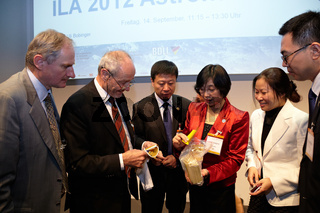 ILA Astrouts' Day 2012