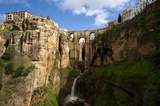 Puente Nuevo 003. Andalusien