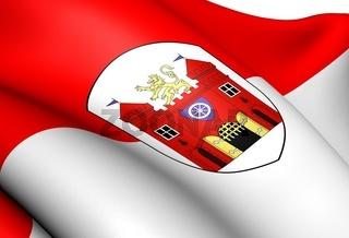Flag of Liberec